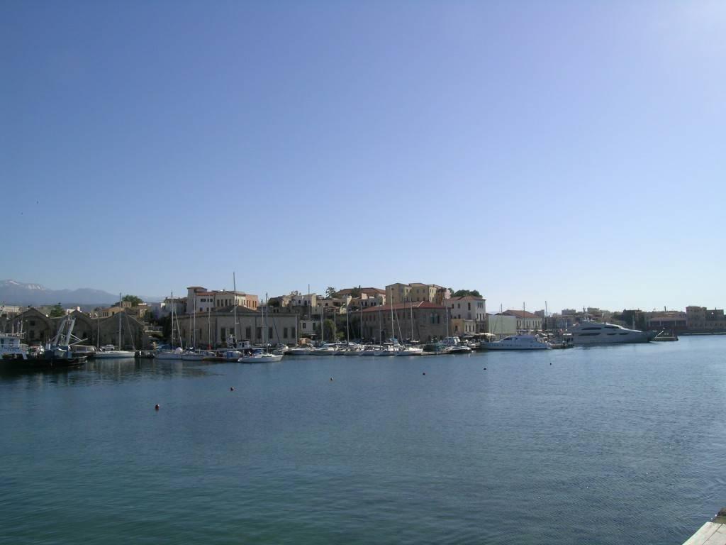 автомобильные маршруты по острову Крит фото Ханья