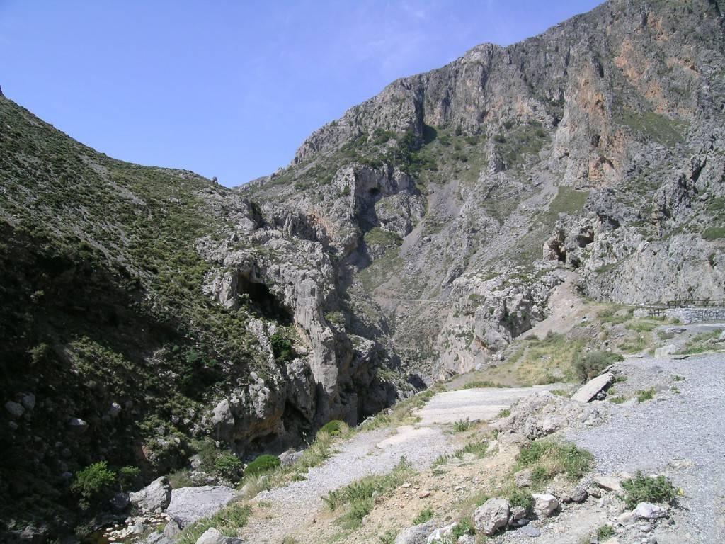 Ущелье Курталиотико фото