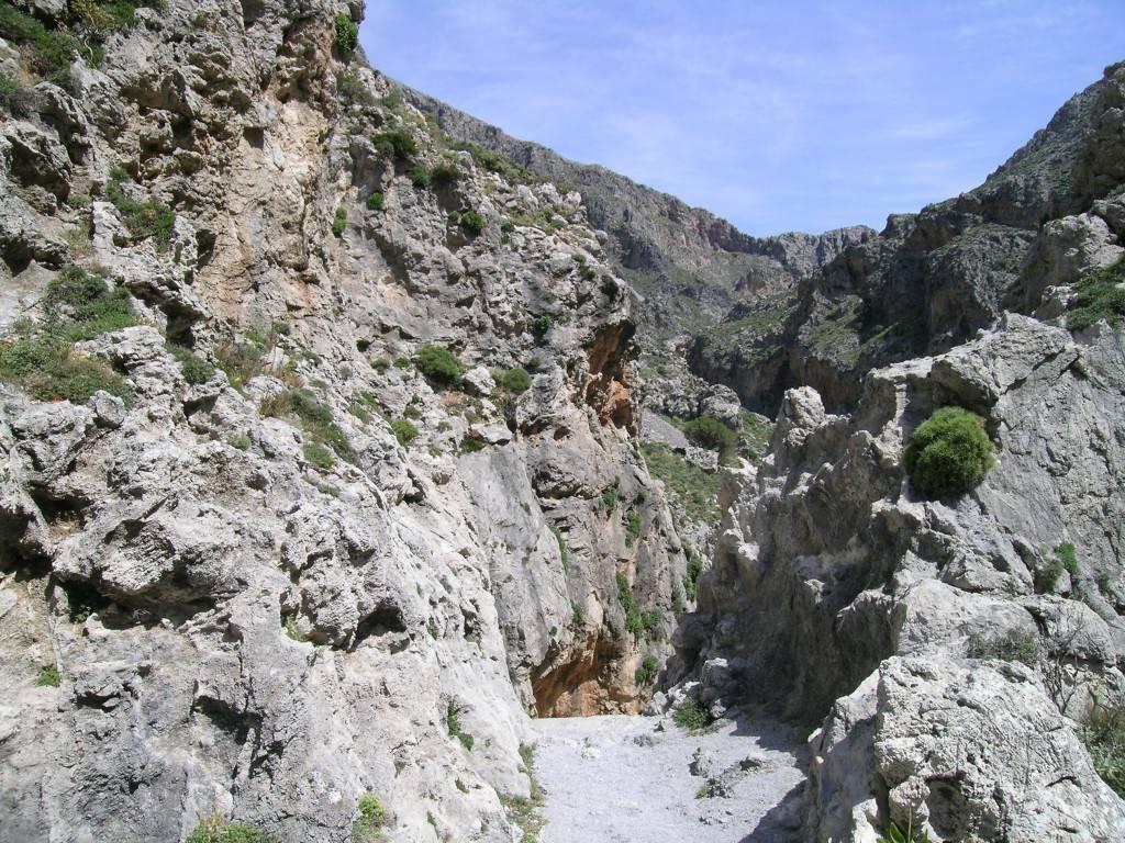Ущелье Курталиотико