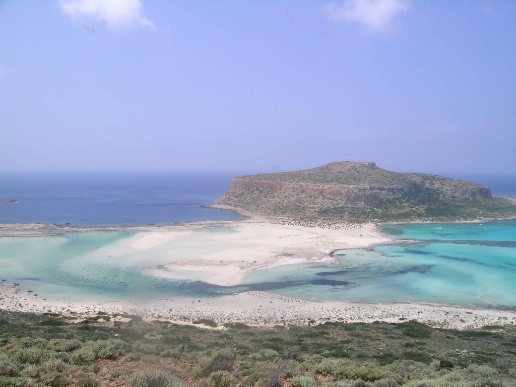 автомобильные маршруты по острову Крит фото Балос
