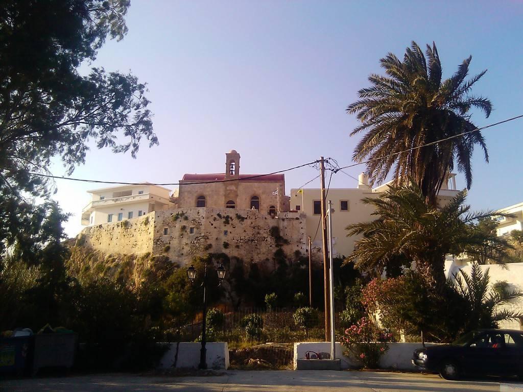 Монастырь Хриссаскалитисса фото