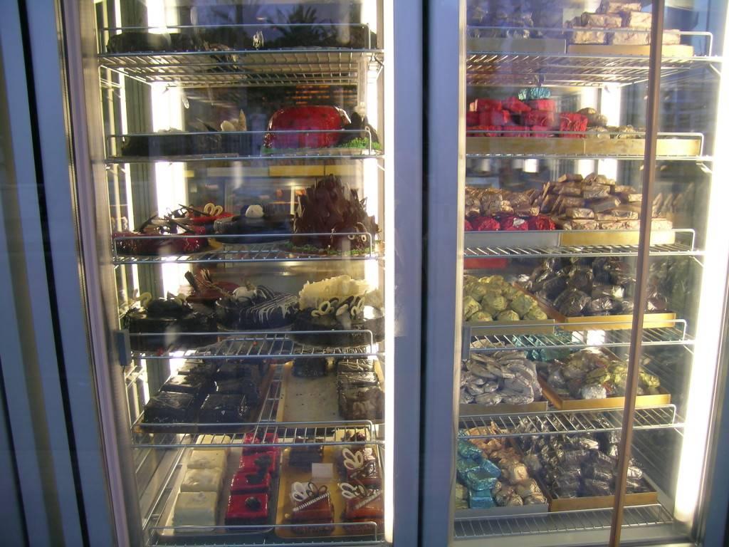 мороженки и торты
