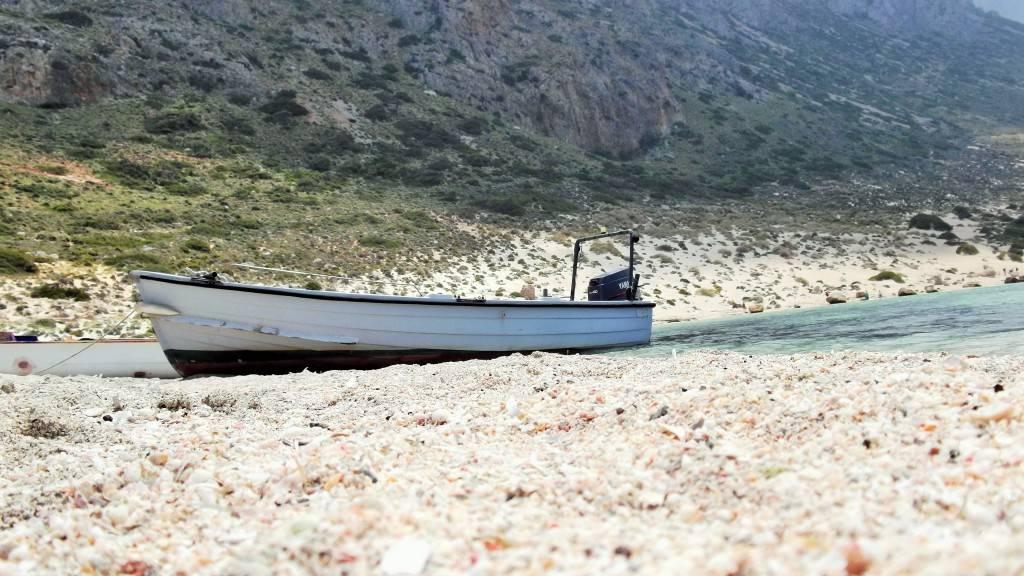 Пляж бухта Балос
