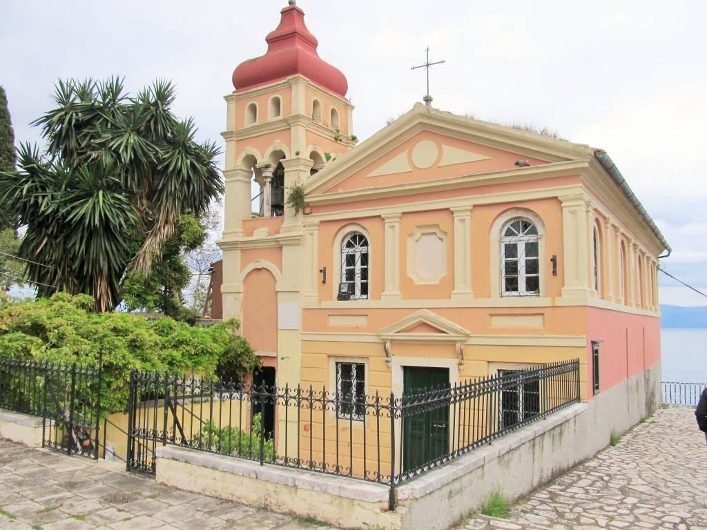 Церковь Панагия Мандракия