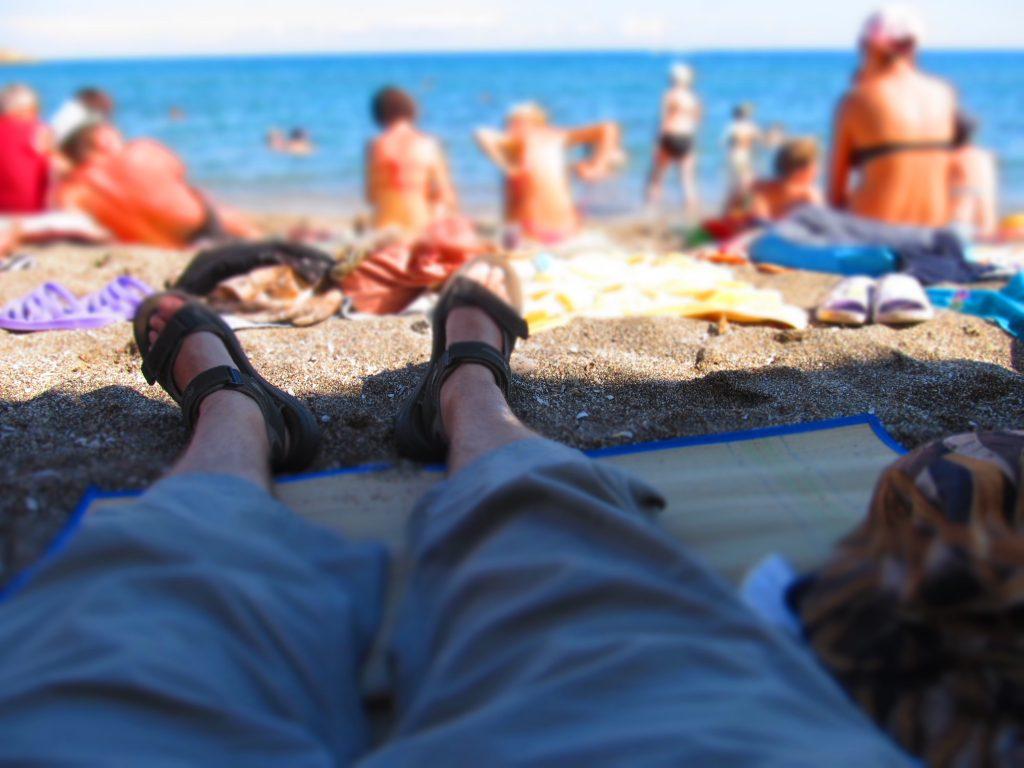 Крит летом