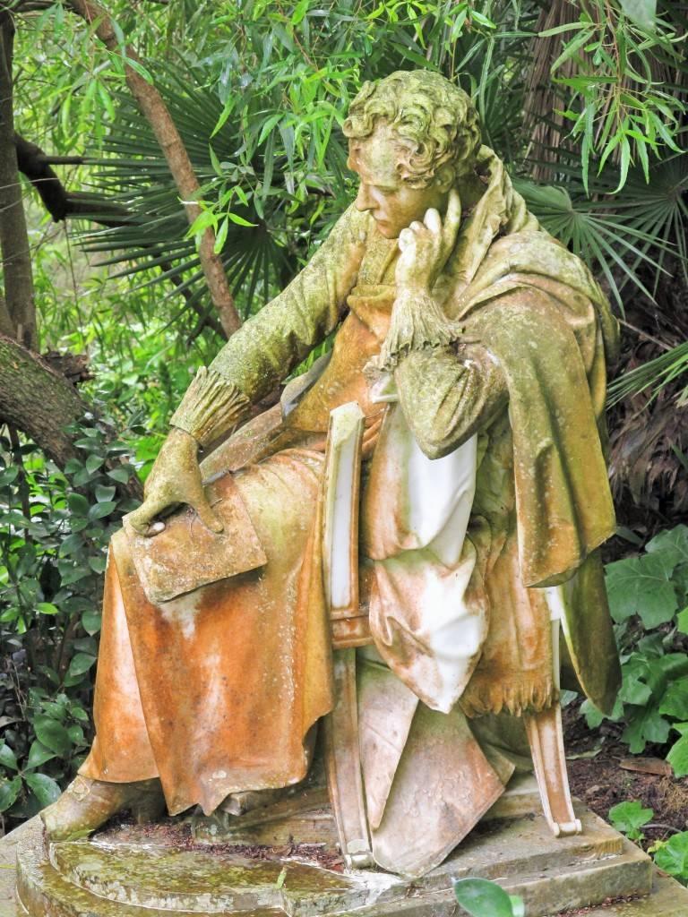 Скульптура Байрон