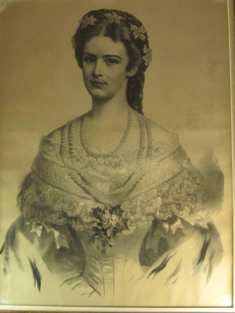 Сисси. Императрица австрийская Елизавета II.