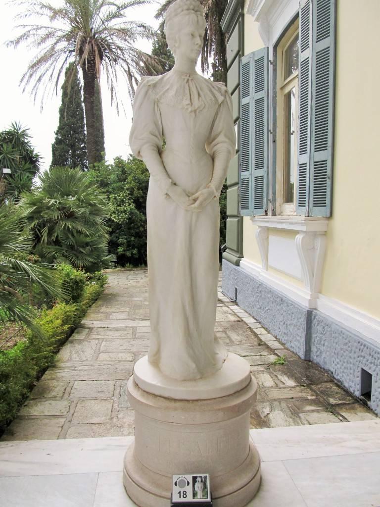 Скульптура Сиси