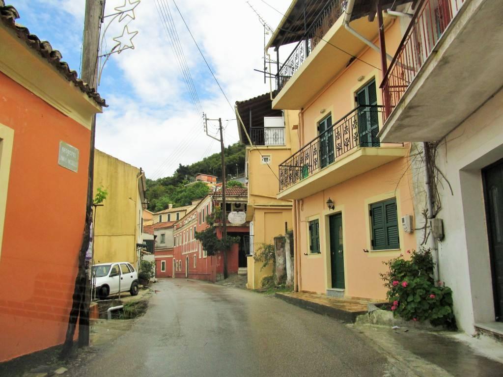 Улицы Агиос Матеос