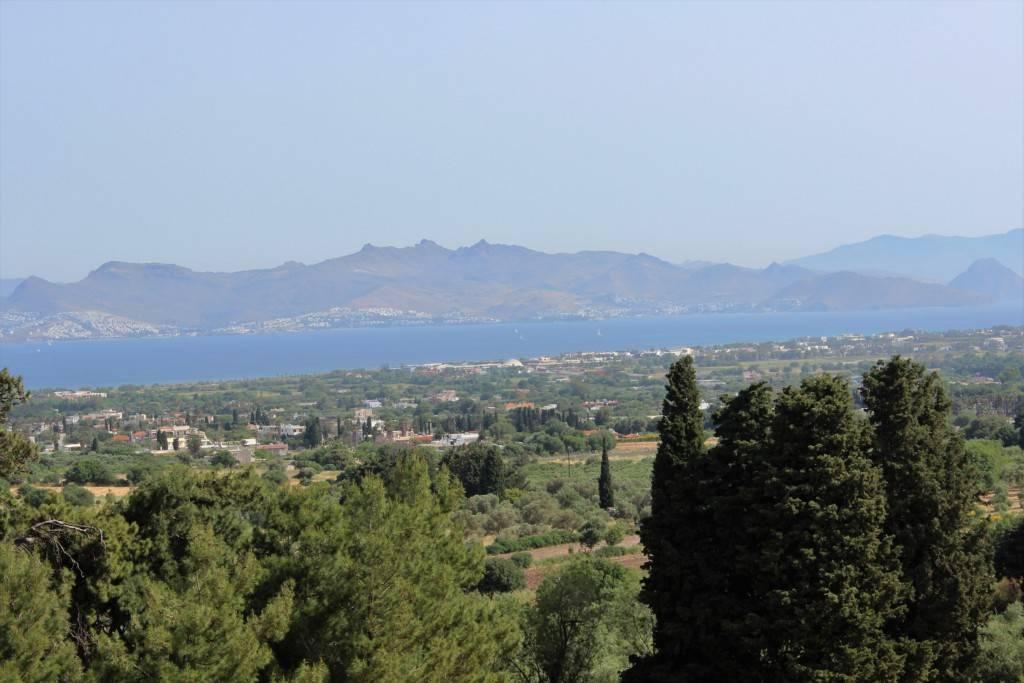 Панорама с Асклепиона