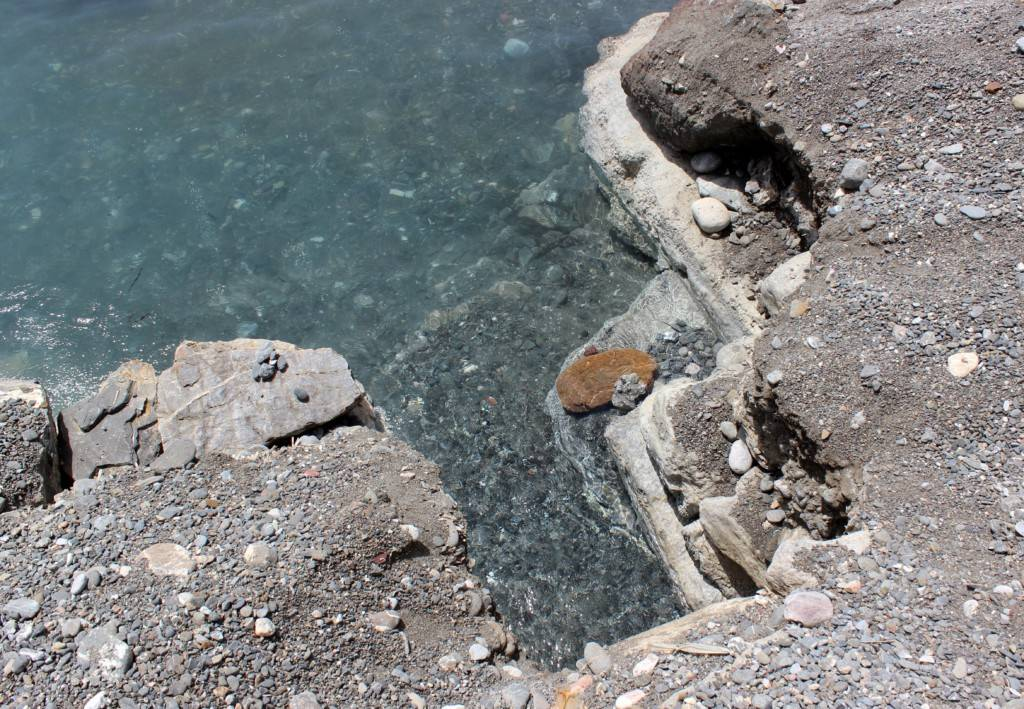 Термальные источники острова Кос