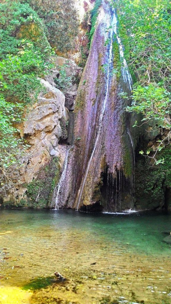 Водопад Рихтис