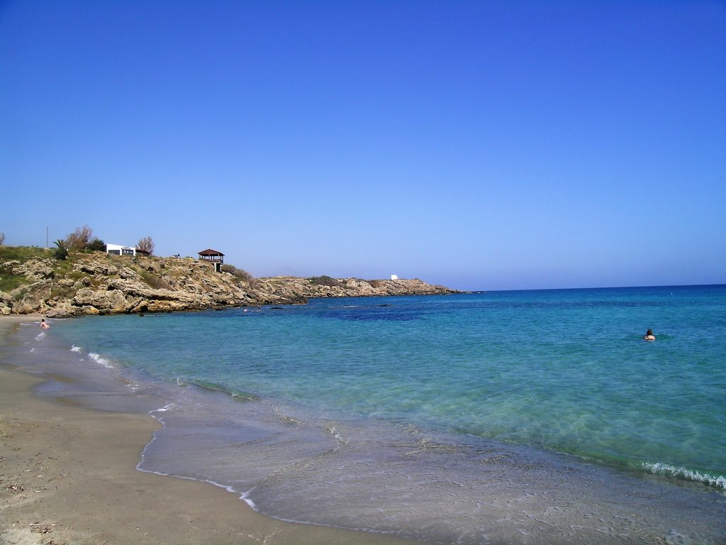 Пляж Франкокастелло
