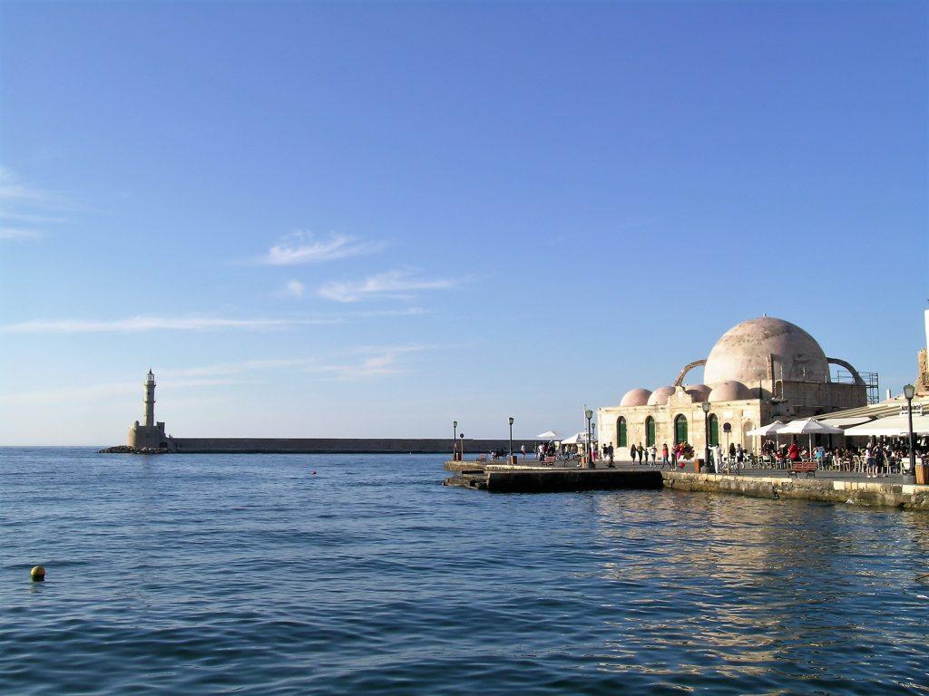 Мечеть Янычар. Крит
