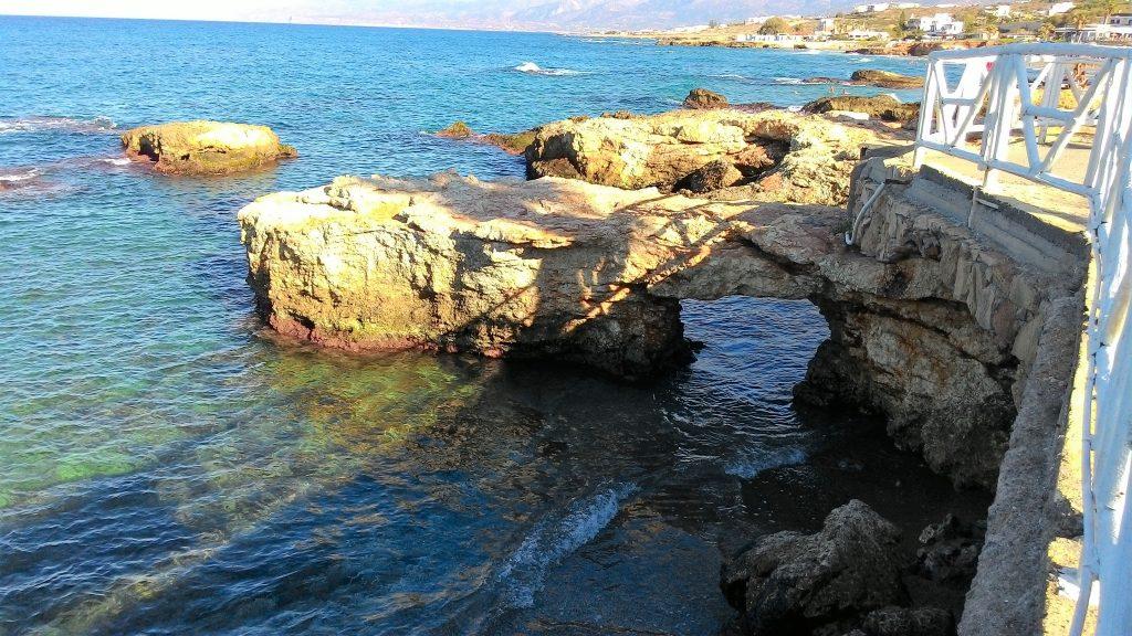 Живописные камни Херсонессоса