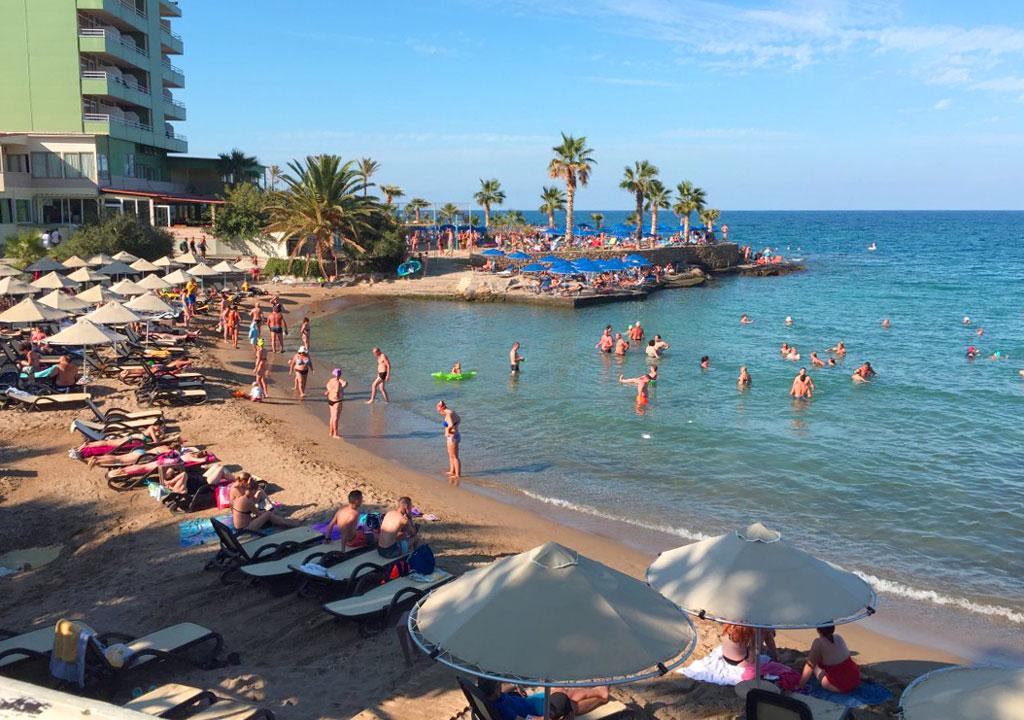 Пляж Стар бич