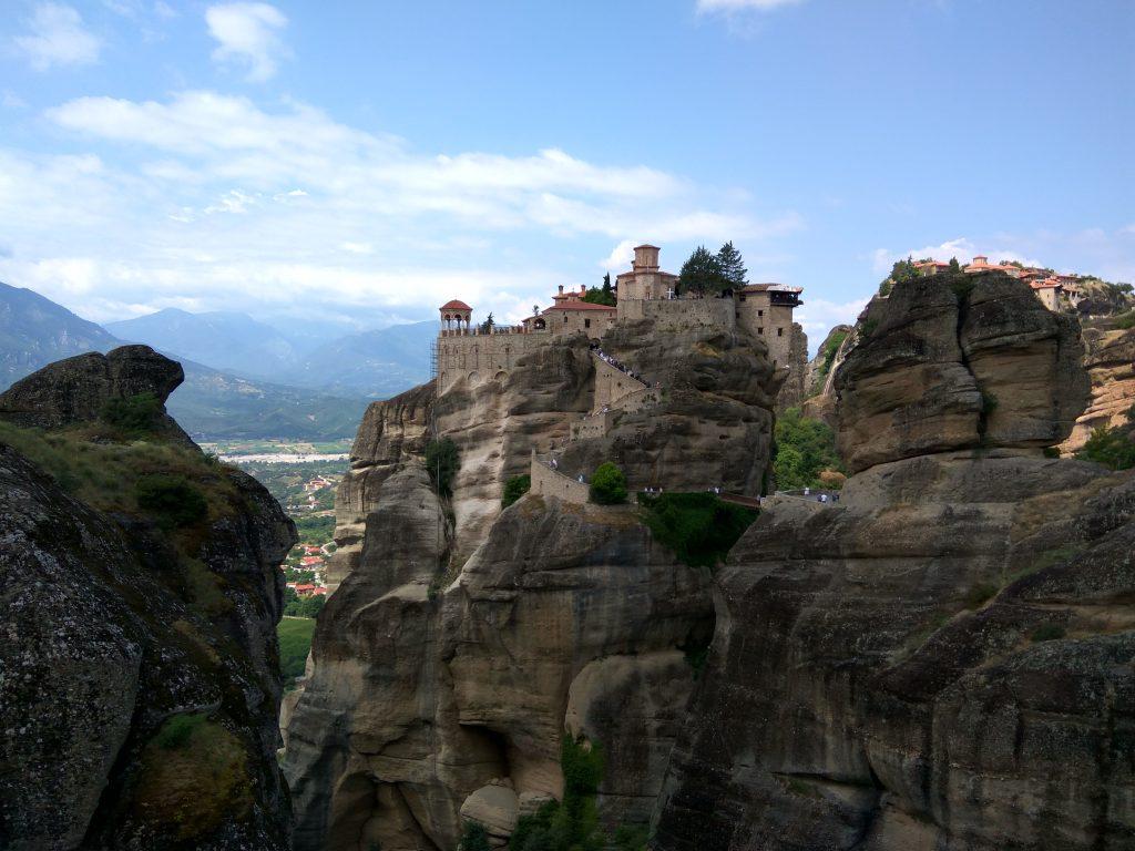 Монастырь Святого Варлаама
