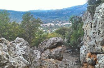 Вид на Критсу